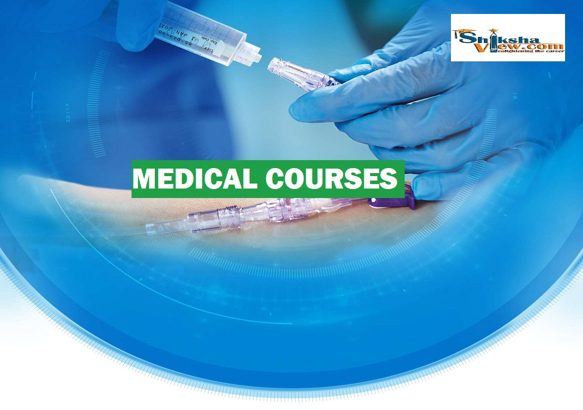 Medical Degree & Diploma Courses