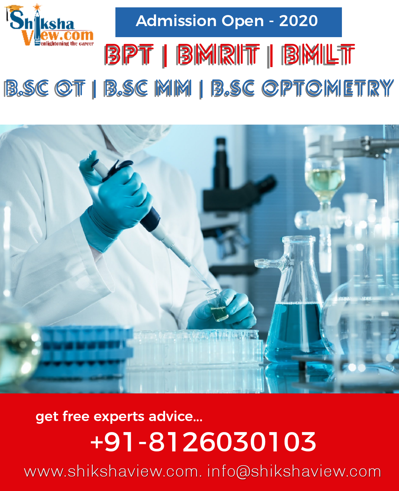 Paramedical Degree & Diploma Courses