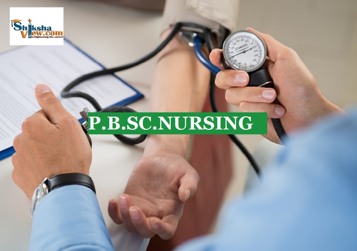 P.B.Sc – Post Basic B.Sc Nursing