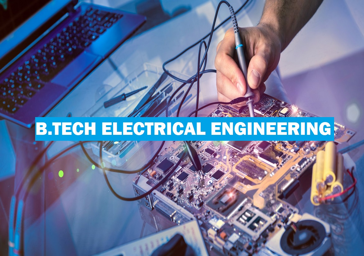 B.Tech Electrical Engineering Course